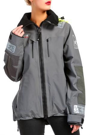 Куртка GAASTRA PRO. Цвет: серый