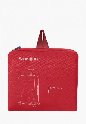 Чехол для чемодана Samsonite GLOBAL TA. Цвет: красный