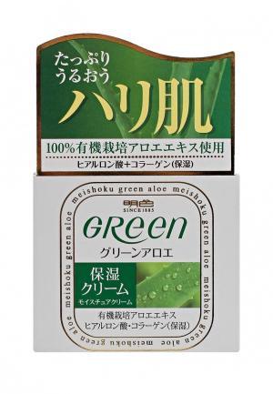 Крем для лица Meishoku увлажняющий  сухой кожи, 48 гр