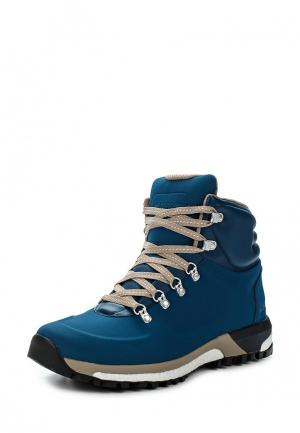Ботинки трекинговые adidas TERREX PATHMAKER CW. Цвет: синий