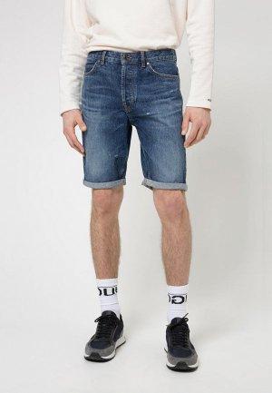 Шорты джинсовые Hugo 634/S. Цвет: синий