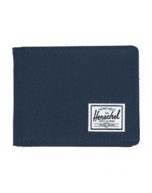 Бумажник HERSCHEL SUPPLY CO.. Цвет: темно-синий
