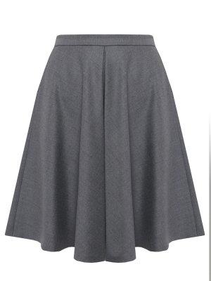 Шерстяная юбка LES COPAINS