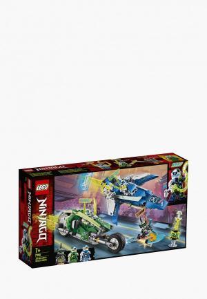 Конструктор LEGO Jay and Lloyds Velocity Racers. Цвет: разноцветный