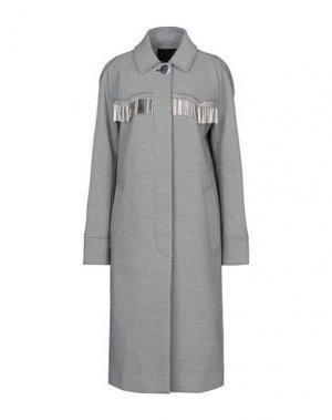 Легкое пальто ALEXANDER WANG. Цвет: черный