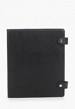 Обложка для документов Cashalots. Цвет: черный