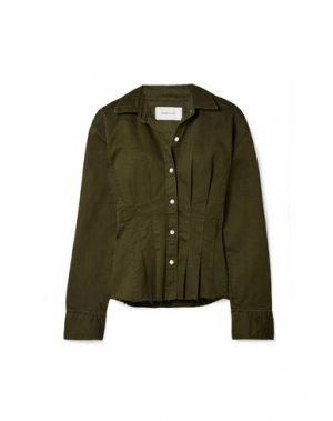 Pубашка CURRENT/ELLIOTT. Цвет: зеленый-милитари