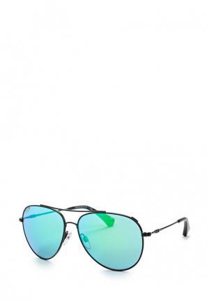 Очки солнцезащитные Emporio Armani EA2010 300131. Цвет: черный