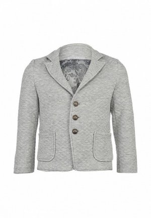 Пиджак Gioia di Mamma GI639EBLE513. Цвет: серый