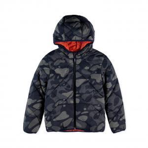 Куртка Lacoste. Цвет: красный