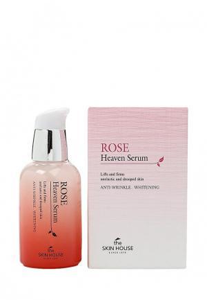 Сыворотка для лица The Skin House с экстрактом розы, 50 мл