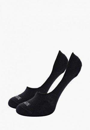Носки Lacoste. Цвет: черный