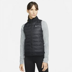 Женский беговой жилет с синтетическим наполнителем rma-FIT - Черный Nike