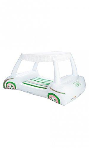 Надувной матрас golf cart FUNBOY. Цвет: белый