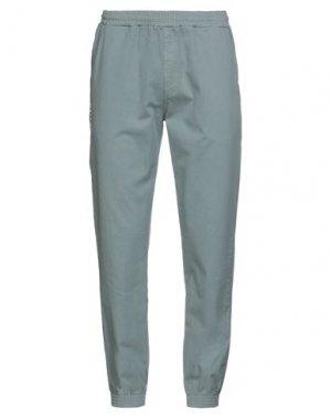 Повседневные брюки IUTER. Цвет: серый