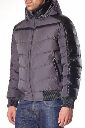 Куртка Lawine. Цвет: коричневый