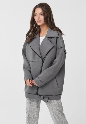 Куртка Fly. Цвет: серый