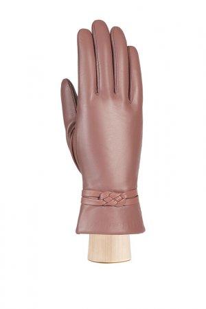 Перчатки Eleganzza. Цвет: серо-розовый