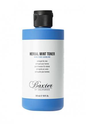 Тоник для лица Baxter of California Очищающий Herbal Mint Toner
