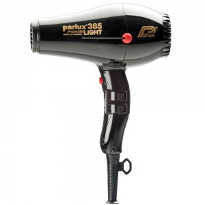 Фен для волос Powerlight 385 - Black Parlux