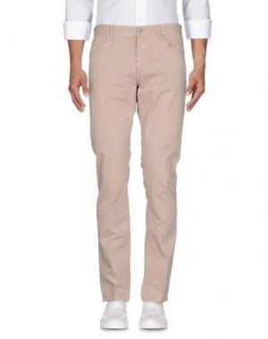 Джинсовые брюки AT.P.CO. Цвет: песочный