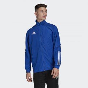 Парадная куртка Condivo 20 Performance adidas. Цвет: белый