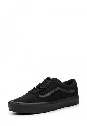 Кеды Vans U Old Skool Lite (Canvas) black/. Цвет: черный