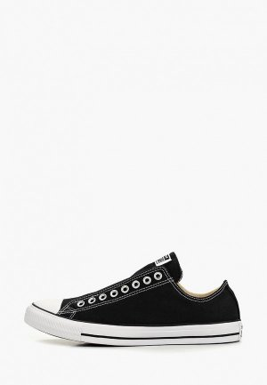 Кеды Converse Chuck Taylor All Star Slip. Цвет: черный