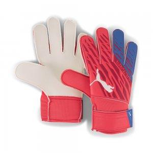 Вратарские перчатки ULTRA Grip 4 RC Goalkeeper Gloves PUMA. Цвет: красный