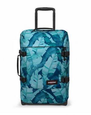 Чемодан/сумка на колесиках EASTPAK. Цвет: небесно-голубой
