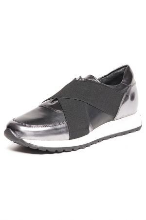 Кроссовки BAGATT. Цвет: silver, black
