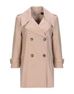 Легкое пальто ATOS LOMBARDINI. Цвет: песочный