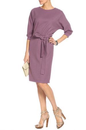 Платье Adzhedo. Цвет: брусничный