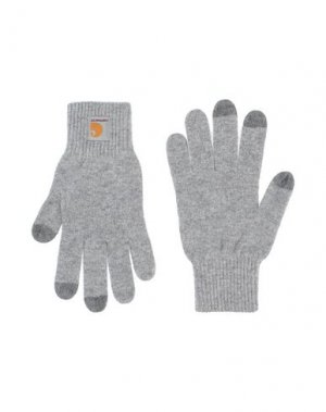 Перчатки CARHARTT. Цвет: светло-серый