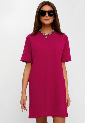 Платье Апрель. Цвет: красный