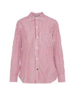 Pубашка CURRENT/ELLIOTT. Цвет: красный