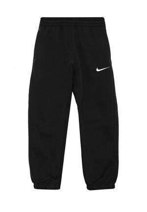 Брюки спортивные Nike Boys Training Pants. Цвет: черный
