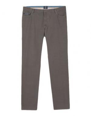 Повседневные брюки BUGATTI. Цвет: свинцово-серый