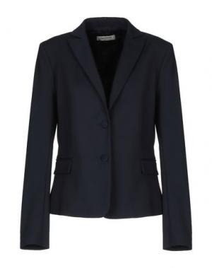 Пиджак ANGELO MARANI. Цвет: темно-синий