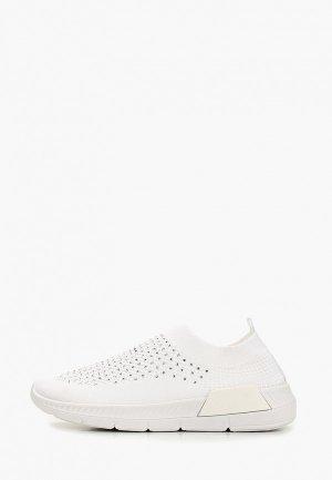 Кроссовки Trien. Цвет: белый