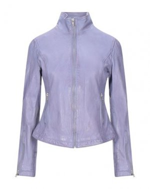 Куртка FREAKY NATION. Цвет: светло-фиолетовый