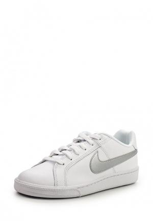 Кеды Nike WOMENS COURT ROYALE SHOE. Цвет: белый