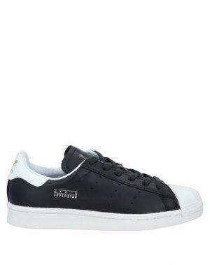 Кеды и кроссовки ADIDAS ORIGINALS. Цвет: черный