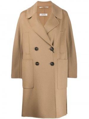 Двубортное пальто 'S Max Mara