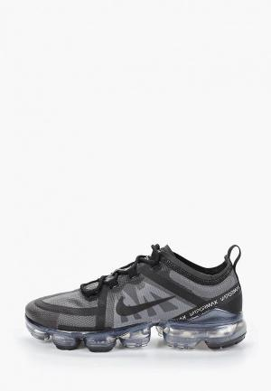 Кроссовки Nike AIR VAPORMAX 2019 WOMENS SHOE. Цвет: серый