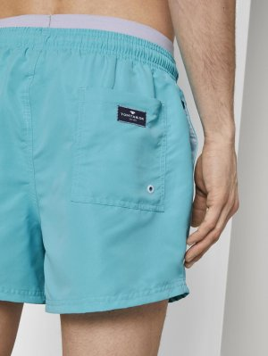 Пижамы TOM TAILOR. Цвет: голубой