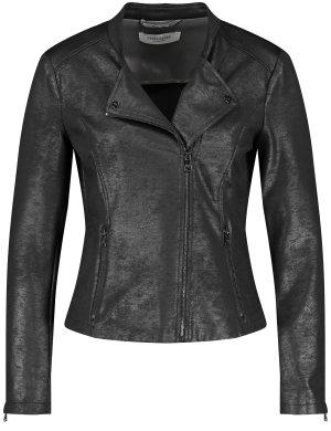 Куртка - косуха GERRY WEBER. Цвет: black/grey print