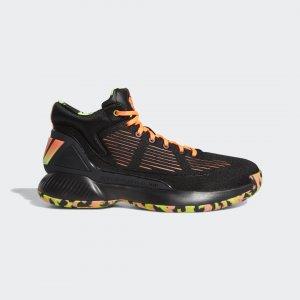 Баскетбольные кроссовки D Rose 10 Performance adidas. Цвет: черный