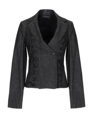 Пиджак ISABEL DE PEDRO. Цвет: стальной серый