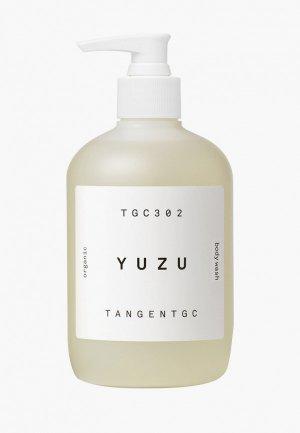 Гель для душа Tangent GC YUZU, 350 мл. Цвет: прозрачный